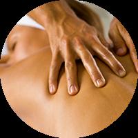 Massage Train and gain